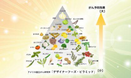 デザイナーフーズピラミッド